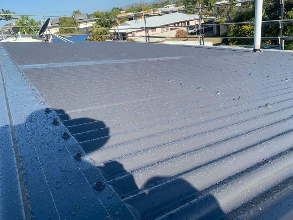 Townsville Roof Installs