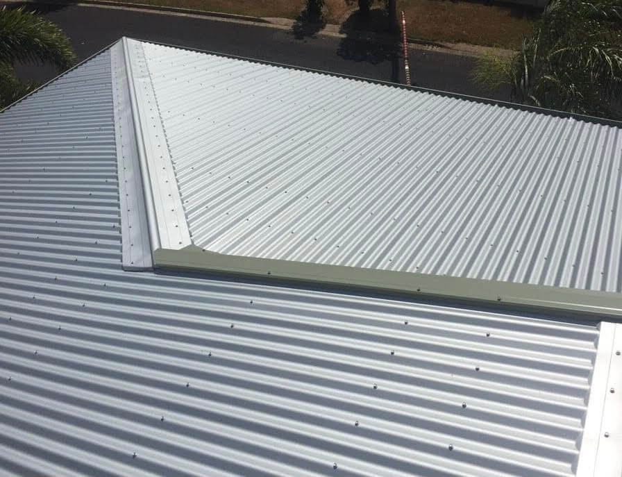 townsville fresh painted roof dulux in emu plains